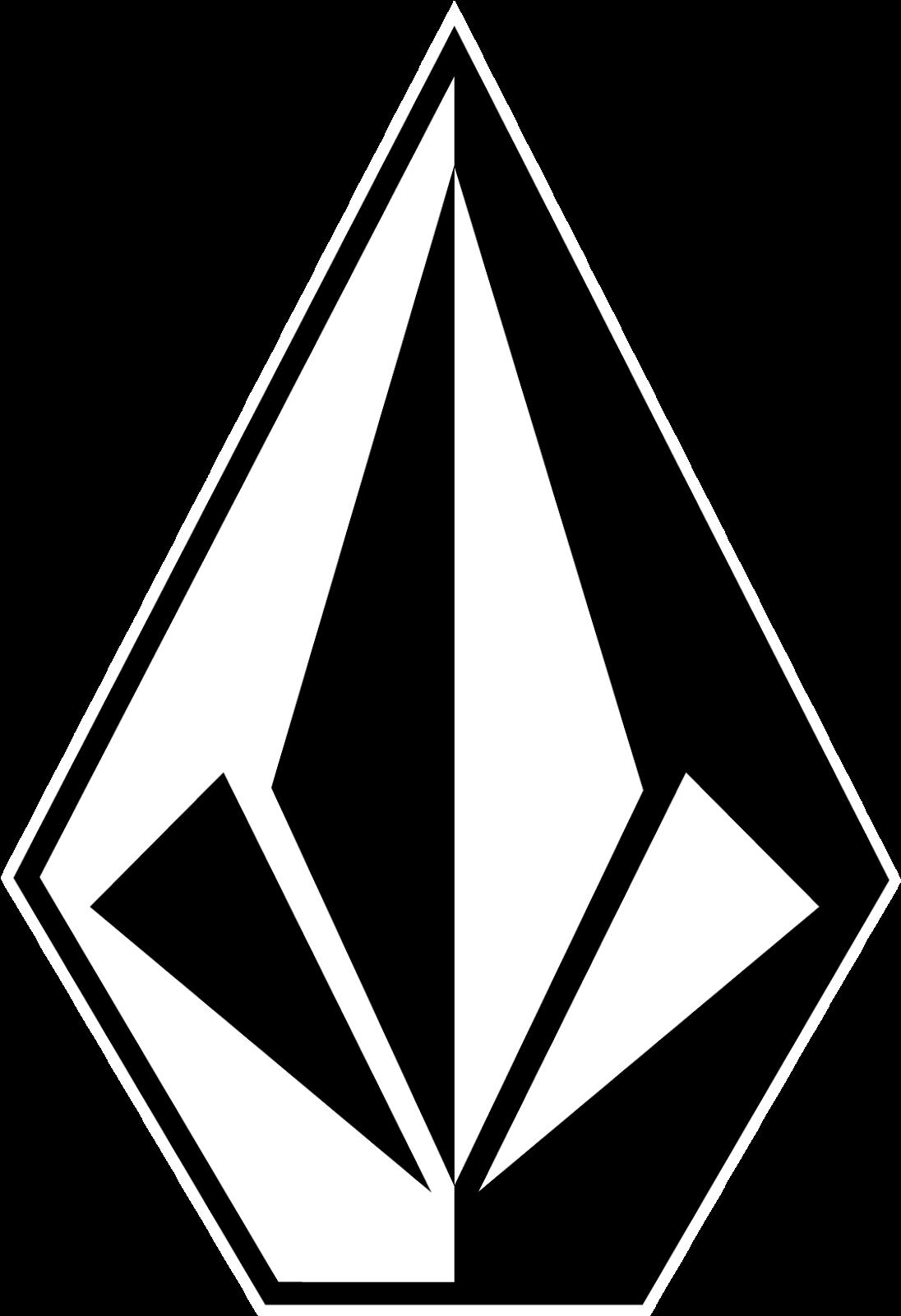 HD Volcom Logo.