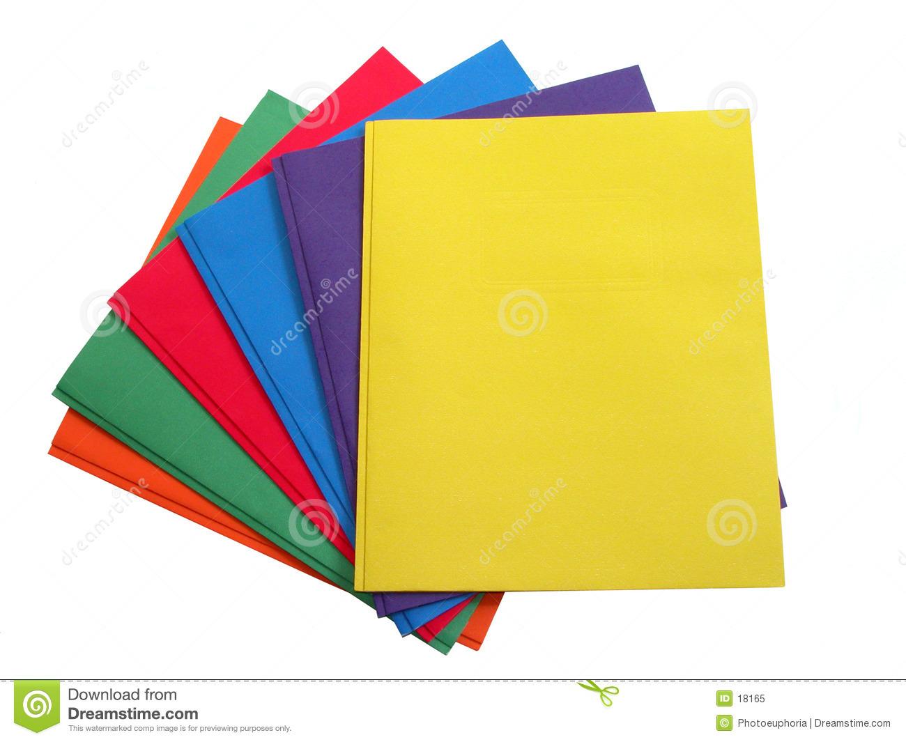 Folder Stack Clipart.