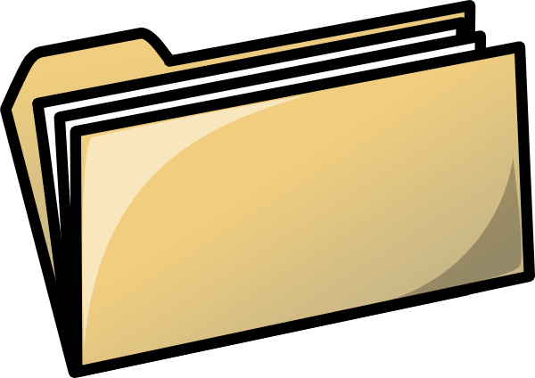 Folder Clipart & Folder Clip Art Images.