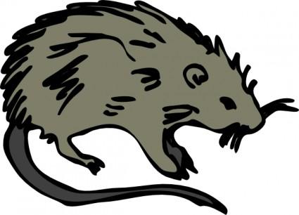 Rodent Clip Art Download.
