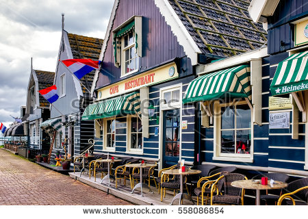 Volendam Stock Images, Royalty.