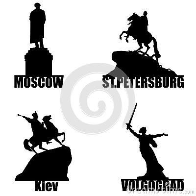 Volgograd Stock Illustrations.