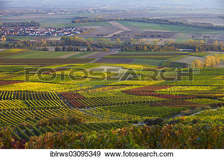 "Stock Photograph of ""Autumn on the Main River Loop, Ortsteil."
