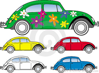 Volkswagen Stock Illustrations.