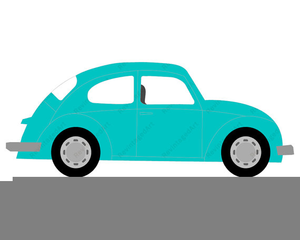 Free Vw Beetle Clipart.