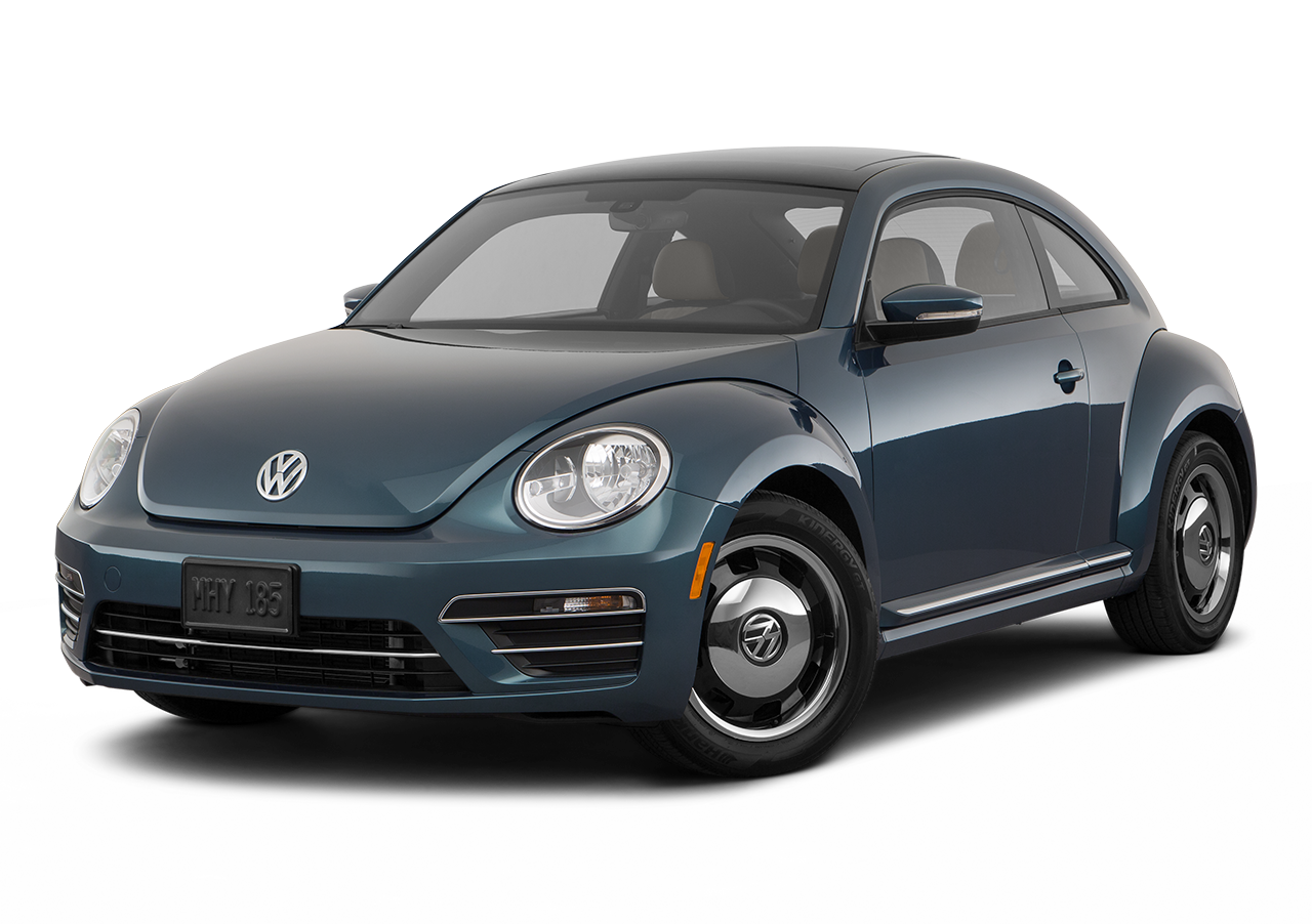 2018 Volkswagen Beetle in Virginia Beach VA.