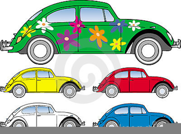 Vw Bug Clipart Free.