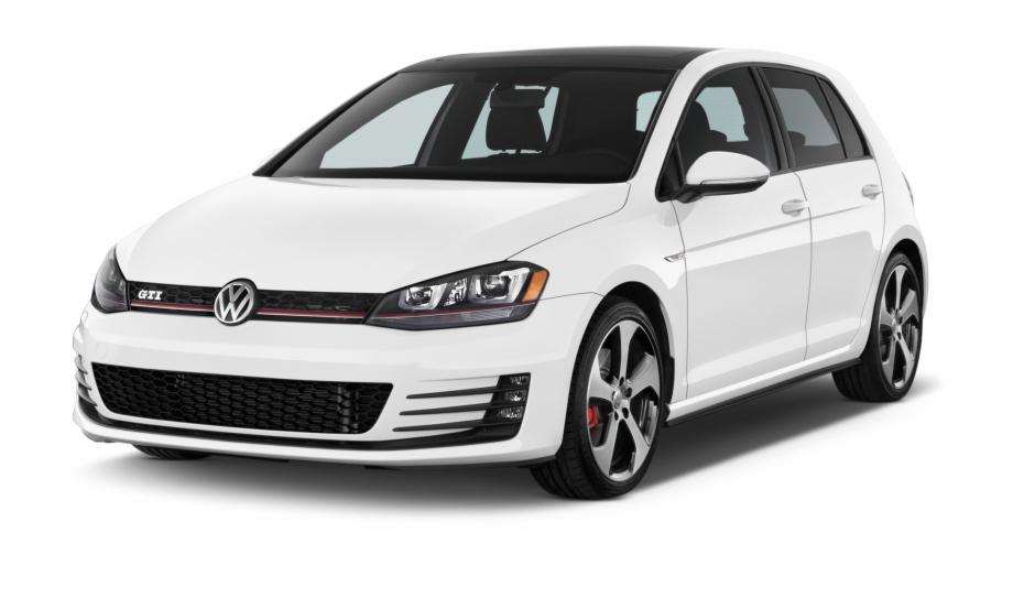 Volkswagen Golf Png.
