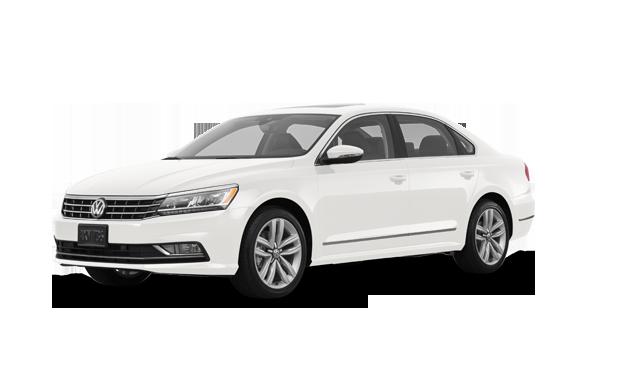 2018 Volkswagen Passat HIGHLINE for sale at Humberview Volkswagen.