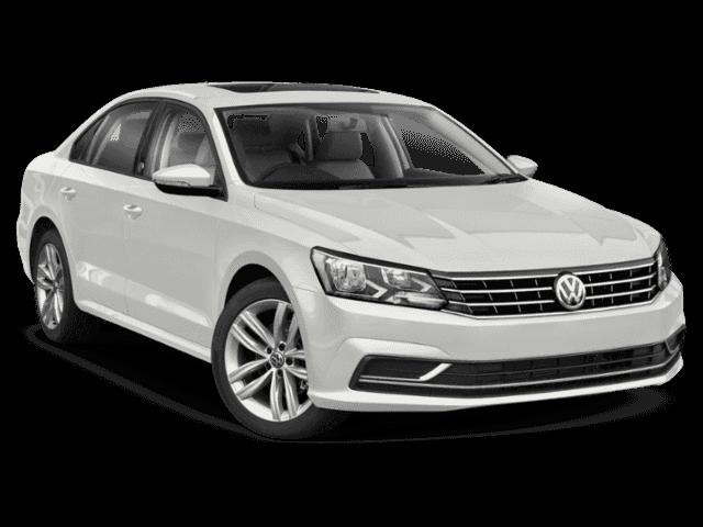 New Volkswagen Passat in Tampa.
