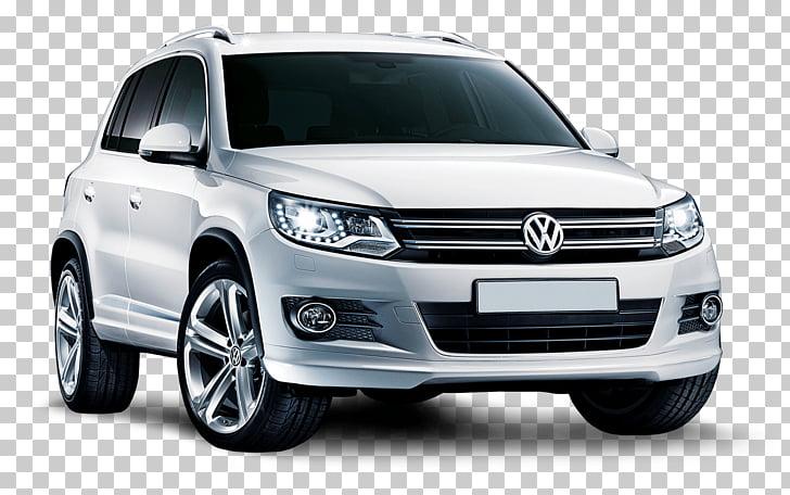 Touareg Volkswagen Vw, white Volkswagen Tiguan SUV PNG.