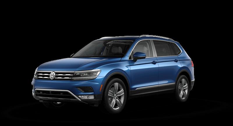2018 Volkswagen Tiguan Info.