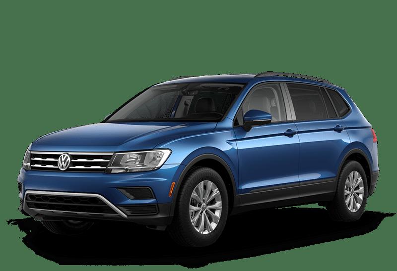 2019 Volkswagen Tiguan.