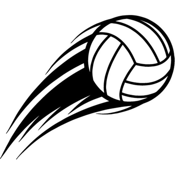 Flying volleyball clipart » Clipart Station.