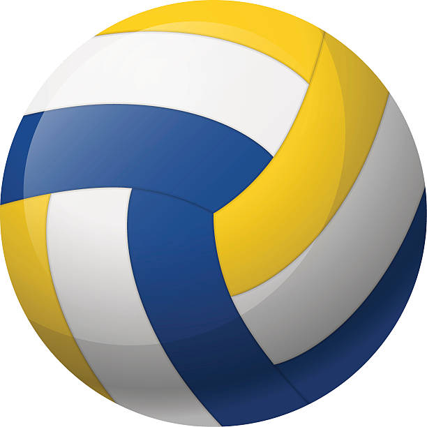 Best Volleyball Ball Illustrations, Royalty.
