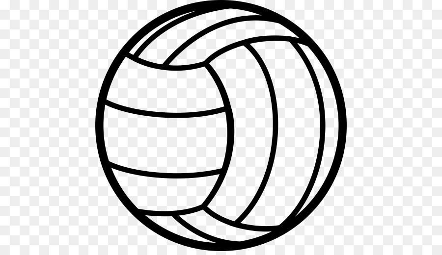 Volleyball Cartoon png download.