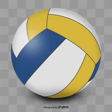 Volleyball Ball PNG Images.