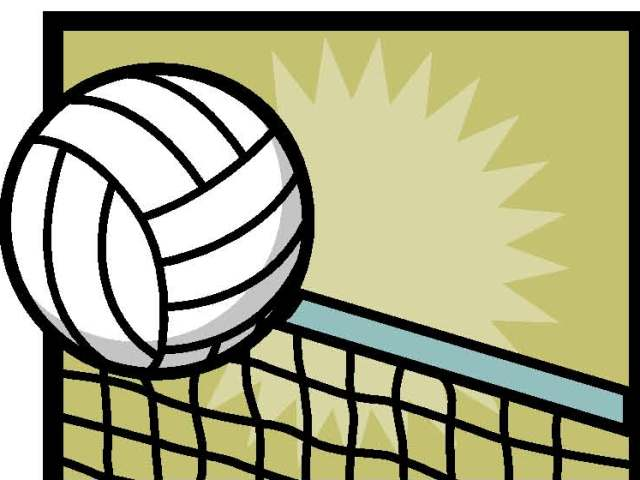 Best Volleyball Clipart #1419.