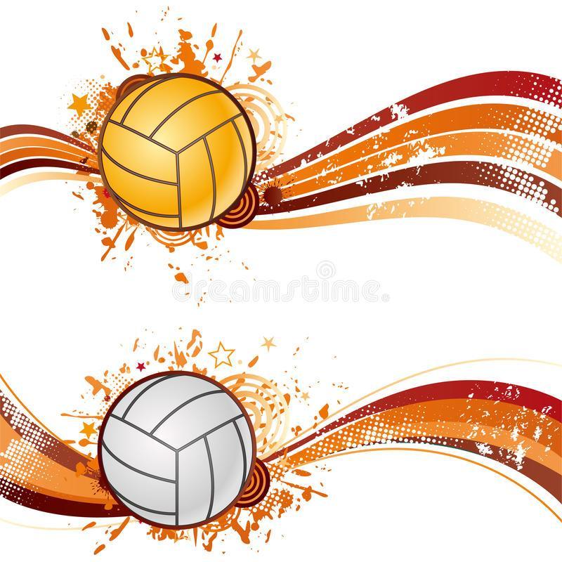 Volleyball border clipart 4 » Clipart Portal.