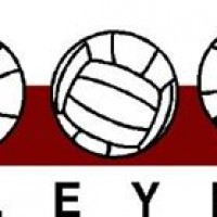 volleyball border clipart.