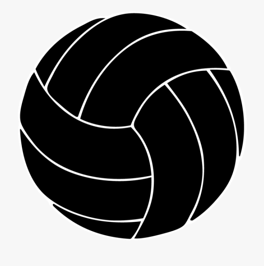Volleyball Clipart Of.