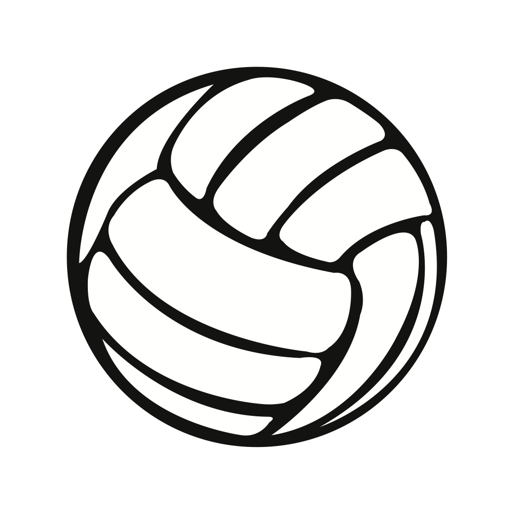 Volleyball clipart free download.