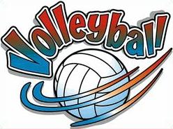Free volleyball clipart images.