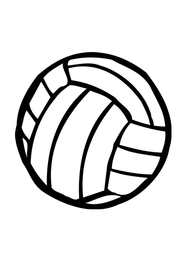 Cartoon volleyball clipart free download clip art.