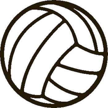 Volleyball Clipart Kostenlos.