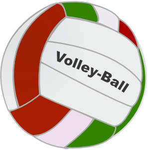 Volley Ball Clip Art at Clker.com.
