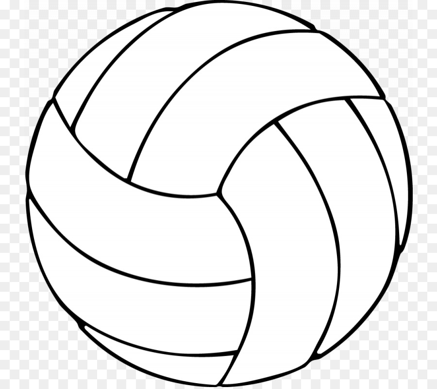 Free Volleyball Clipart Transparent Background, Download.