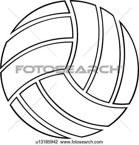 Volleyball Clip Art and Illustration. 7,600 volleyball clipart.