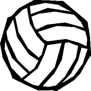 Vector volleyball clip art free vector for free download about.