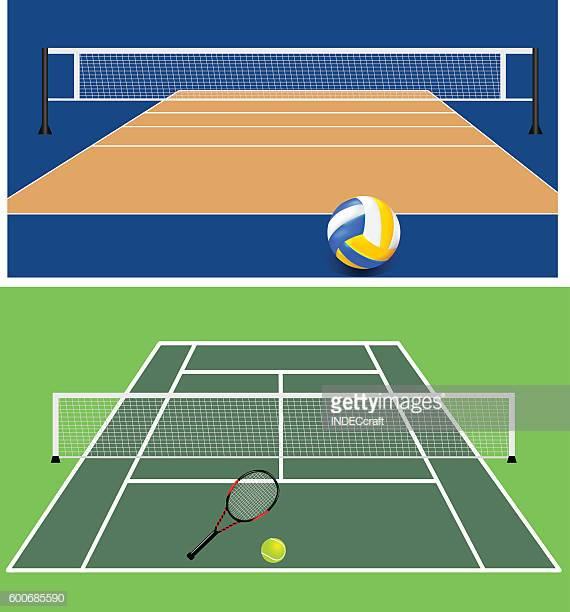 47 Volleyball Court Stock Illustrations, Clip art, Cartoons & Icons.