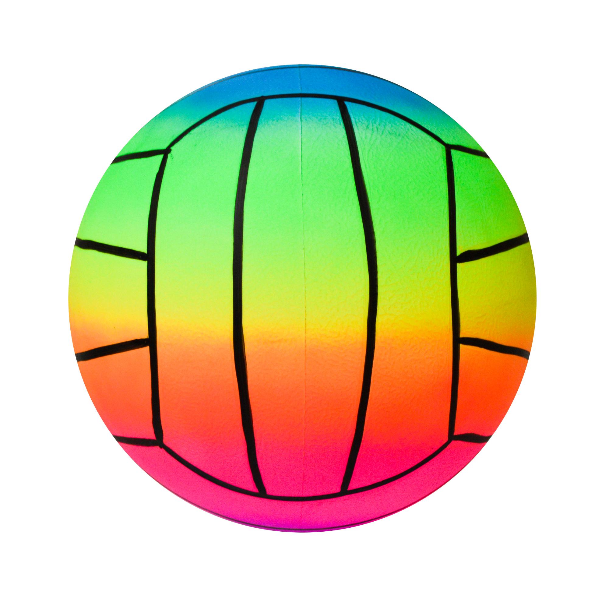 Hedstrom Rainbow Sport Vinyl Volleyball.
