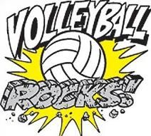 Free Clip Art Volleyball Word.