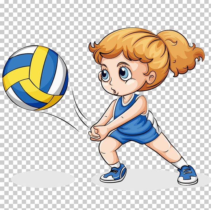Volleyball Play Girl PNG, Clipart, Beach Volleyball, Boy.