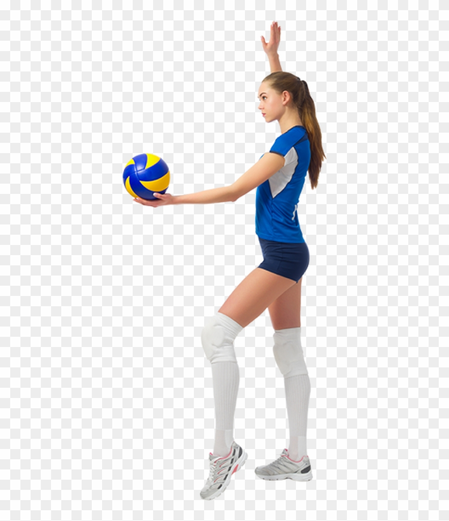 Free Png Girl Volleyball Player & Free Girl Volleyball Player.png.