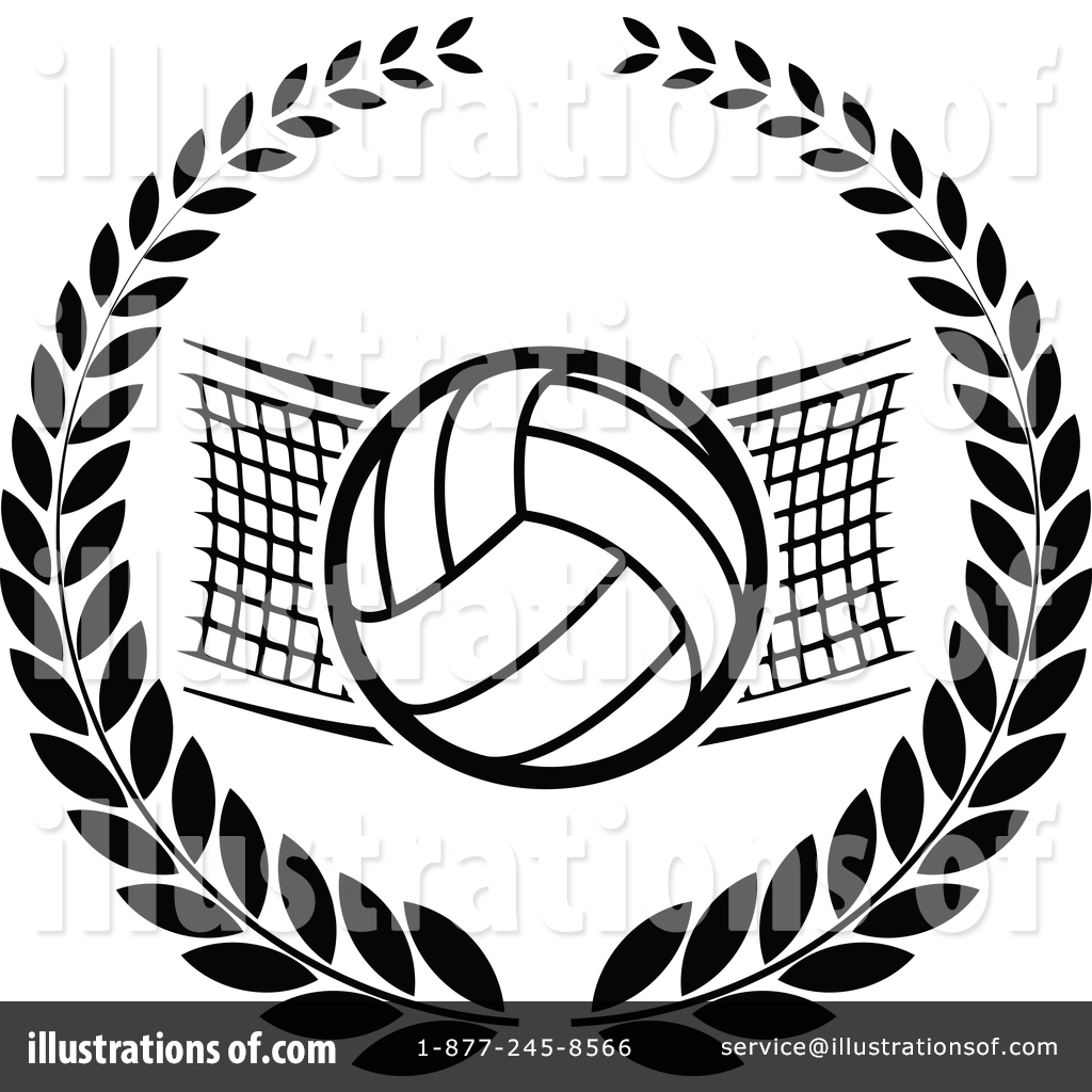 Volleyball Clipart #1341089.