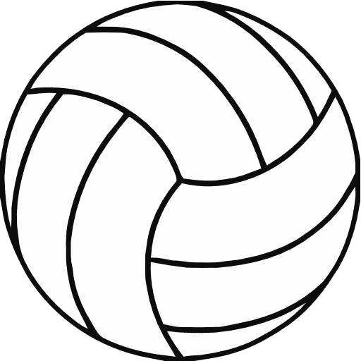 Volleyball Free Clip Art Pictures Transparent Png.