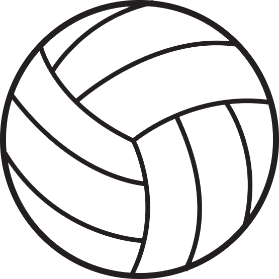 35 Volleyball Free free clipart.