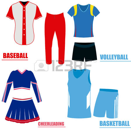 119 Volleyball Wear Stock Vector Illustration And Royalty Free.