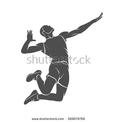 volleyball jump serve clipart 20 free Cliparts   Download ...