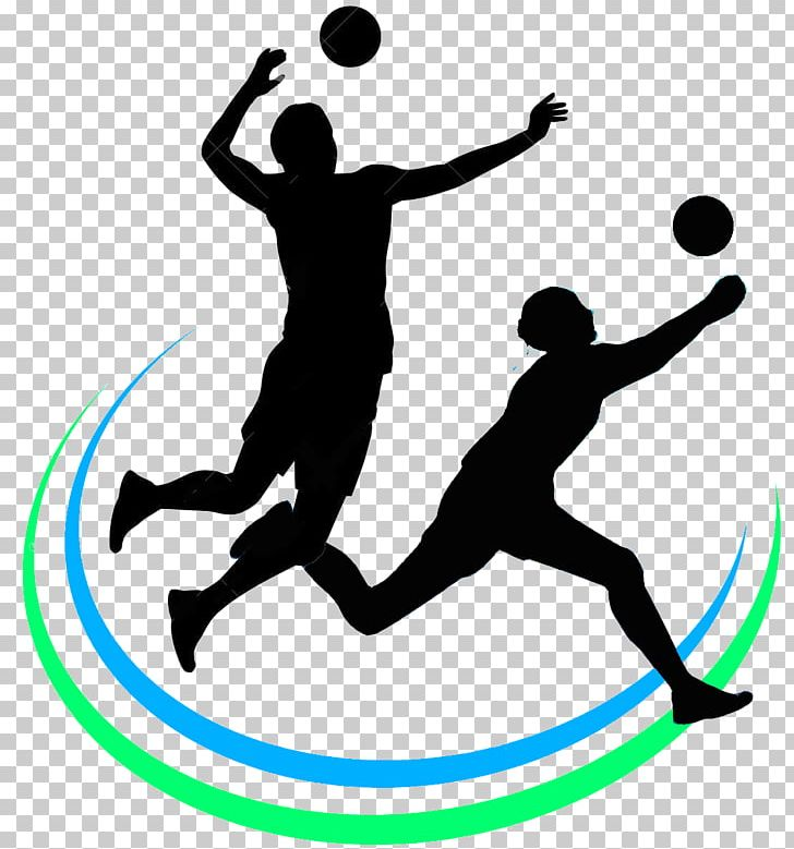 Beach Volleyball Sport Logo PNG, Clipart, Area, Artwork, Ball, Beach.