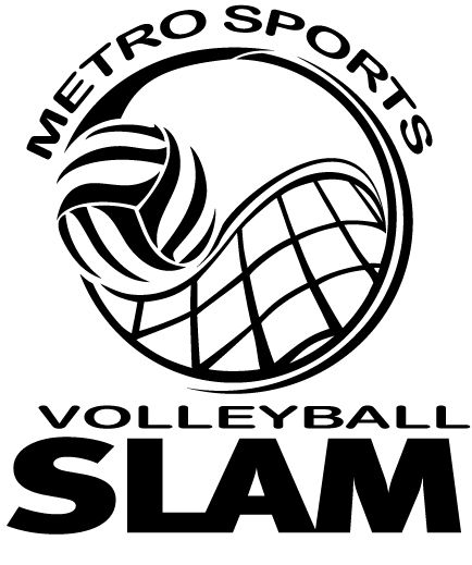 volleyball logos.
