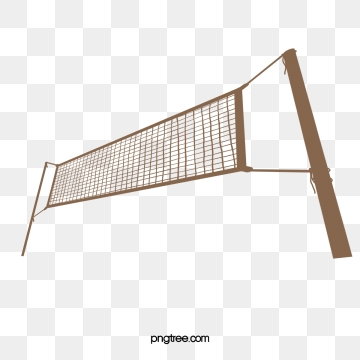 Volleyball Net PNG Images.