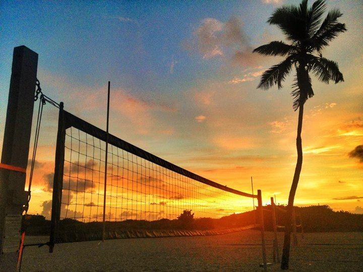 South Beach Volley.