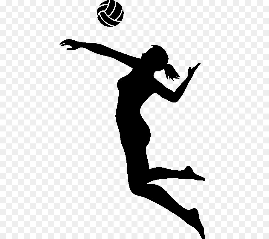 Volleyball players clipart 7 » Clipart Station.