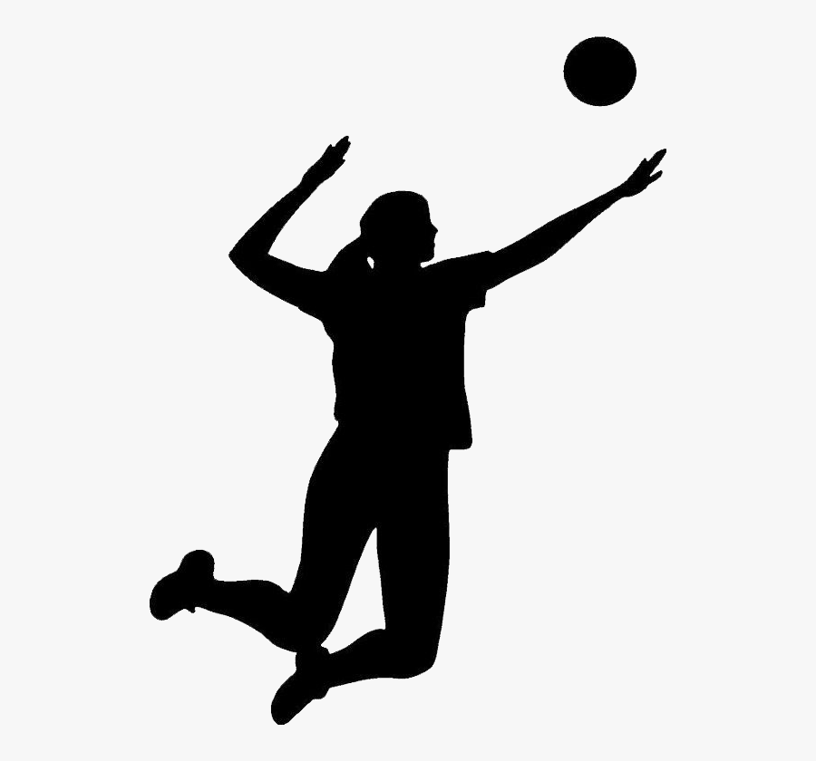 Volleyball Player Clipart , Free Transparent Clipart.