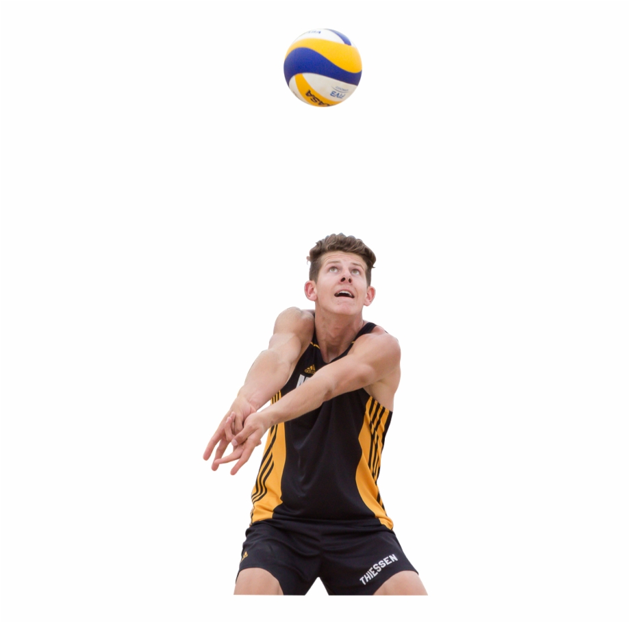 Volleyball Player Free PNG Images & Clipart Download #2236169.